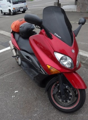 T-MAX front